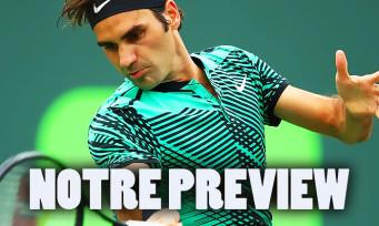 Tennis World Tour : on y a joué sur PS4 Pro, et c'est la grosse désillusion...