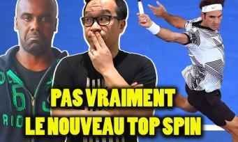 Tennis World Tour : on vous explique face-caméra pourquoi on est très loin de Top Spin 4