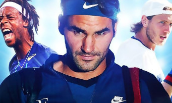 """Tennis World Tour : présentation du mode """"Carrière"""" avec une voix off pour tout expliquer"""