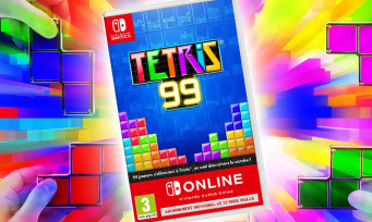 Tetris 99 : une version boîte va voir le jour avec un abonnement au Nintendo Switch Online