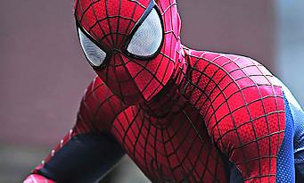 The amazing spider man 2 le jeu est curieusement en - Les jeux de spiderman 4 ...