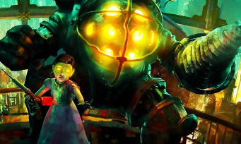 BioShock The Collection : un trailer d'une minute pour revisiter Rapture