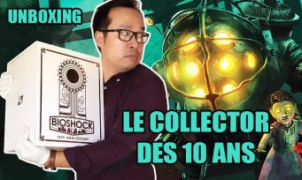 BioShock : on fête les 10 ans de la série avec un unboxing du collector à 200 dollars