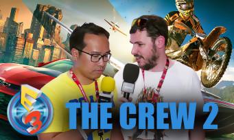 The Crew 2 : une suite assez surprenante, nos impressions depuis l'E3 2017
