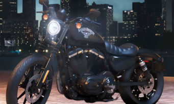 The Crew 2 : la Harley-Davidson IRON 883TM met la gomme en vidéo