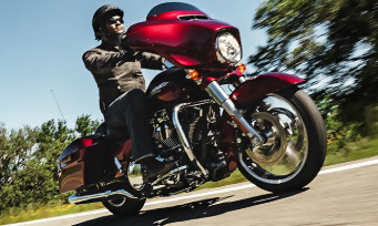 The Crew 2 : une nouvelle vidéo qui présente la Harley-Davidson Street Glide 2017
