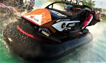"""The Crew 2 : slalomez entre les aligators en hovercraft dans le DLC """"Gator Rush"""" !"""