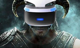 Skyrim VR : un nouveau trailer et une date de sortie sur HTC Vive et Oculus Rift