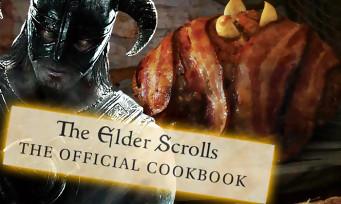 The Edler Scrolls : un livre de cuisine officiel va sortir, des recettes tout droit sorties de Tamriel !