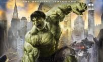The Incredible Hulk voit vert en visuels
