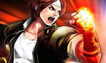 The King of Fighters '97 Global Match : le jeu est dispo sur PC et consoles, voici le trailer de lancement