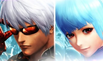 The King of Fighters XIV : deux nouvelles équipes se joignent au combat !