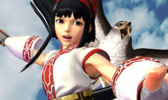 The King of Fighters XIV : Nakoruru (Samurai Spirits) fera partie des 50 persos jouables
