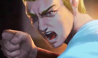 The King of Fighters Destiny : l'épisode 5 nous apprend que Geese Howard est le frère caché de Krauser