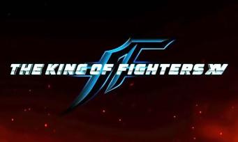 KOF XV : le jeu s'officialise à l'EVO 2019, un petit teaser pour fêter ça