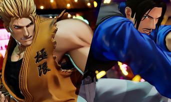 KOF XV : Ryo Sakazaki et Robert Garcia, réunis dans un seul et même trailer