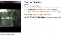 The Last Guardian se lève en images