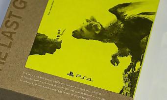 The Last Guardian : Hideo Kojima a reçu son exemplaire du jeu et remercie Fumito Ueda