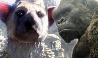 The Last Guardian : un film serait en préparation par le scénariste de King Kong, premiers détails