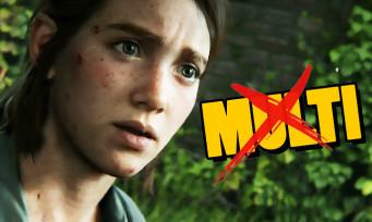 The Last of Us 2 : surprise, le multijoueur est finalement annulé par Naughty Dog