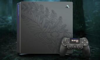 The Last of Us 2 : voici la PS4 Pro collector avec le tatouage d'Ellie + d'autres accessoires