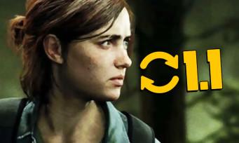 The Last of Us 2 : le poids et le contenu de la mise à jour day one révélés
