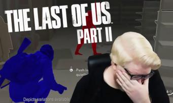 The Last of Us 2 : un streamer malvoyant extrêmement ému devant les options d'accessibilité