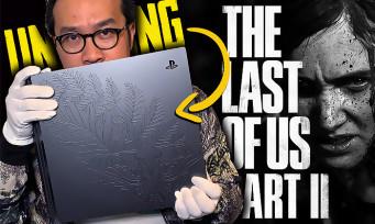 The Last of Us 2 : on vous unboxe la toute dernière PS4 Pro collector de cette génération
