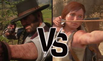 Red Dead 2 vs The Last of Us 2 : modèles 3D, décors, interaction, animations et cheval, on compare les deux jeux