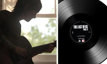 The Last of Us Part 2 : une nouvelle version du double vinyle en préco, elle est supérieure à la première