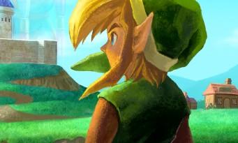 Zelda A Link Between Worlds : des nouvelles images juste avant notre test