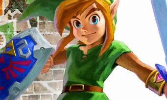 Test Zelda A Link Between Worlds sur 3DS