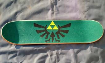 """Zelda Breath of the Wild : Link se lance dans les vidéos de skate avec """"Shield Surfin"""""""