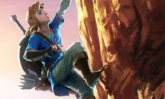 Zelda Breath of the Wild : voici une astuce pour escalader sans perdre de l'endurance