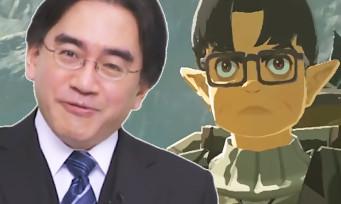 Zelda Breath of the Wild : un easter egg dédié à Satoru Iwata ? Deux vidéos sèment le doute