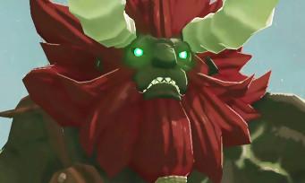 Zelda Breath of the Wild : il massacre un Lynel avec 3 coeurs, aucune armure et que du skill