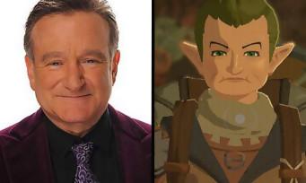 Zelda Breath of the Wild : Robin Williams aussi dans le jeu ? Deux persos sèment le doute