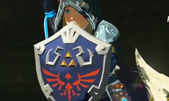 Zelda Breath of the Wild : voici la soluce pour trouver le bouclier d'Hylia, le plus puissant des boucliers du jeu