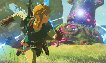 Zelda Breath of the Wild : un meilleur framerate via la mise à jour 1.1.1 ? Réponse en vidéo