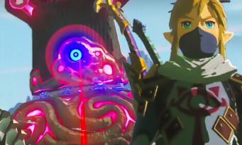 Zelda Breath of the Wild : Link peut piloter n'importe quel Gardien, voici l'astuce pour le faire