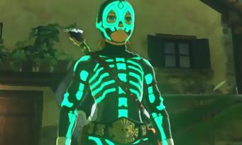 Zelda Breath of the Wild : la soluce pour entrer dans le Club Secret Gerudo et récupérer le costume Nox