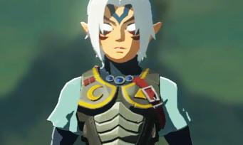 Zelda Breath of the Wild : l'astuce pour récupérer le costume du Dieu Démon de Majora's Mask