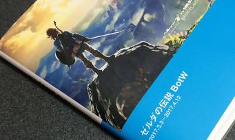 Zelda Breath of the Wild : un Japonais réalise un album vacances avec les photos prises dans le jeu