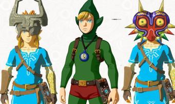Zelda Breath of the Wild : de nouveaux costumes et une nouvelle façon de se téléporter dans le premier DLC