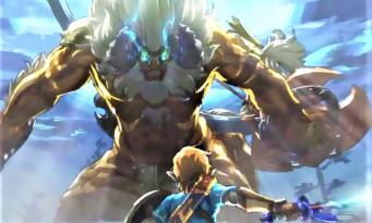 """Zelda Breath of the Wild : le DLC """"Ode aux Prodiges"""" dévoile son scénario en vidéo"""