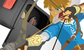 The Legend of Zelda : bientôt un épisode en réalité virtuelle ?