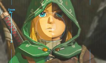 Zelda Breath of the Wild : il existe une zone dans le jeu où le cel-shading ne fonctionne pas