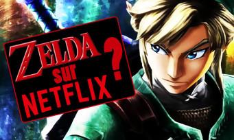 Zelda : une série Netflix serait en cours de préparation, rêve ou réalité ?