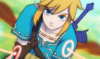 Zelda Breath of the Wild : un superbe anime réalisé par des artistes chinois, ça vaut le coup d'oeil !