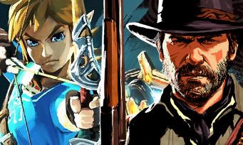 Zelda Breath of the Wild 2 : le jeu inspiré par Red Dead Redemption 2 ?